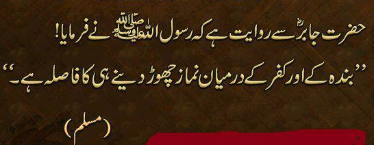 Ayat & Hadith Abou...