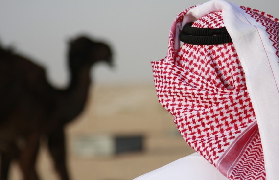 kindness on camel