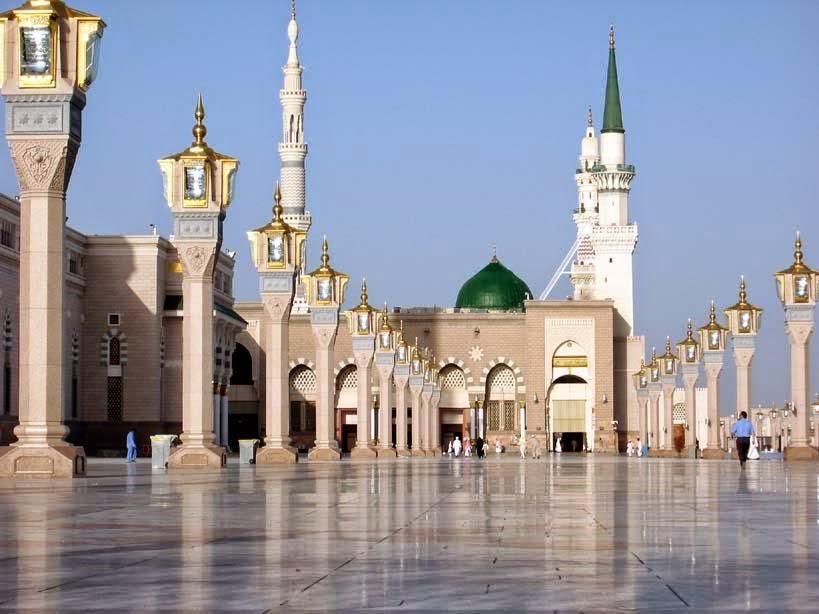 Masjid-e-Nabawi