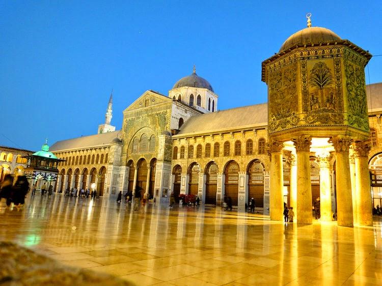 Umayyad Masjid