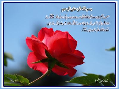 Sahih hadith