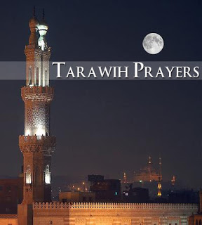 Taraweeh Prayers