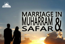 muharram and safar marriage