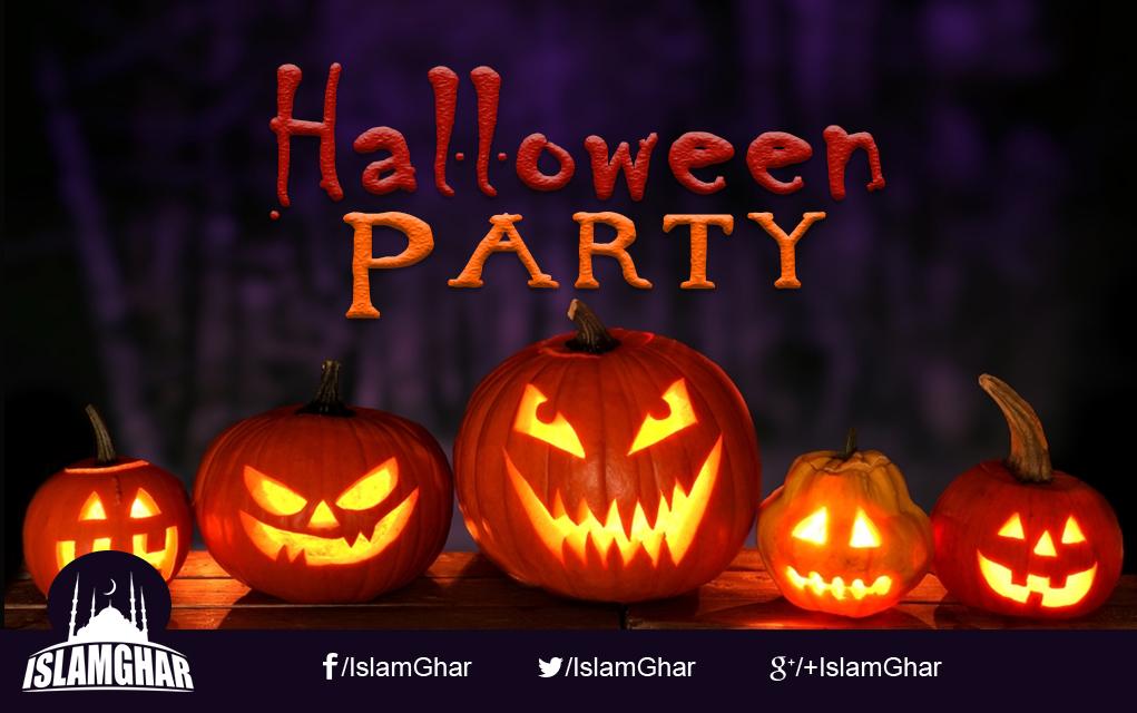 Halloween party - Halloween games