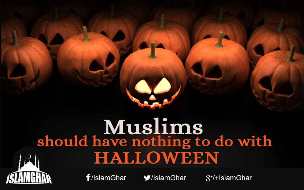 Halloween in islam - Muslims and halloween