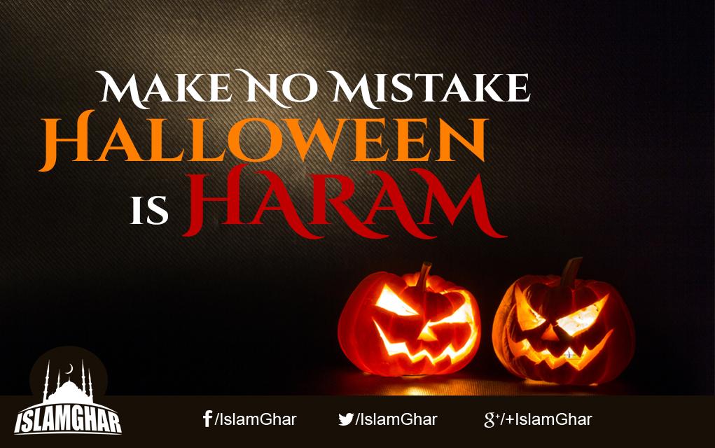 Halloween in Haram - Haram in islam