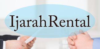 Ijarah Rental -Islamic Banking