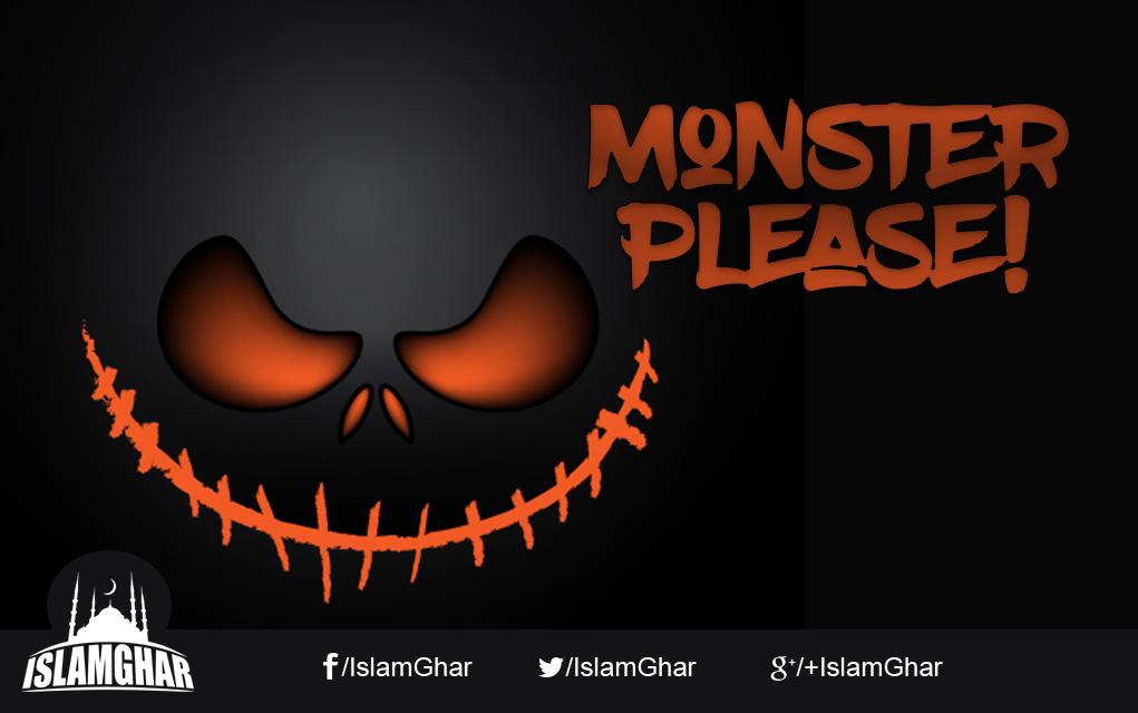 Monster Please - Halloween Games