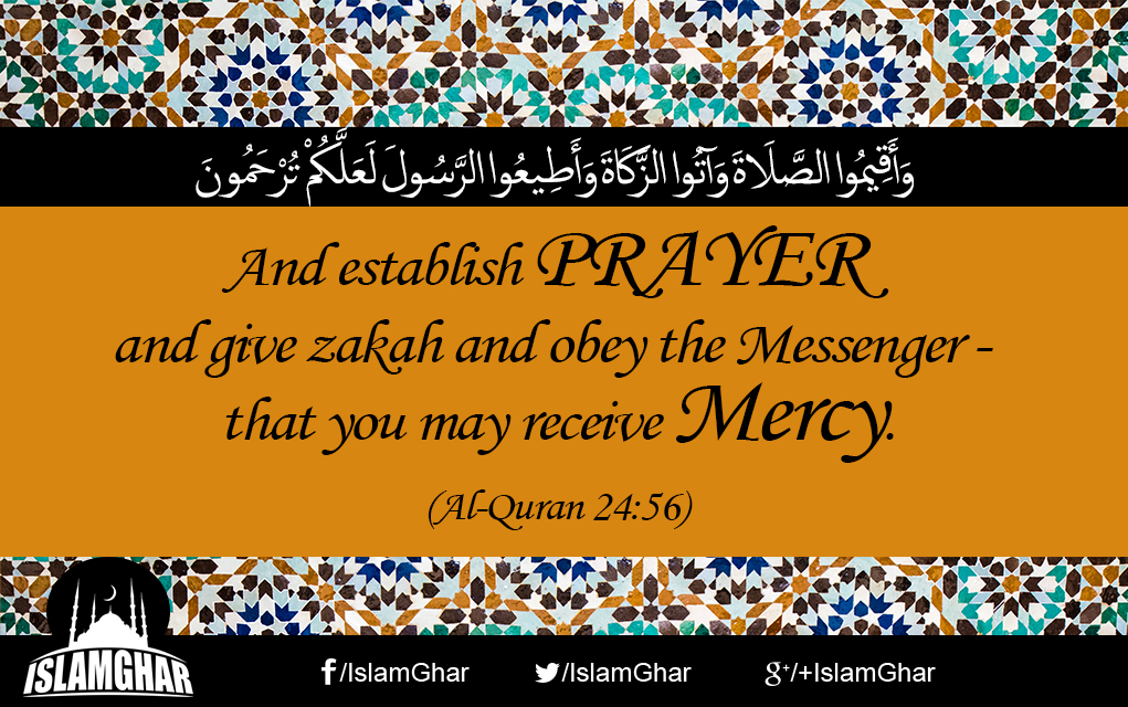 Offer Prayer