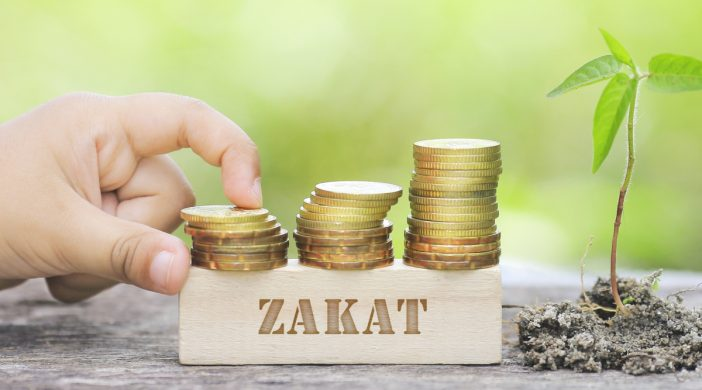 Zakat - giving Charity