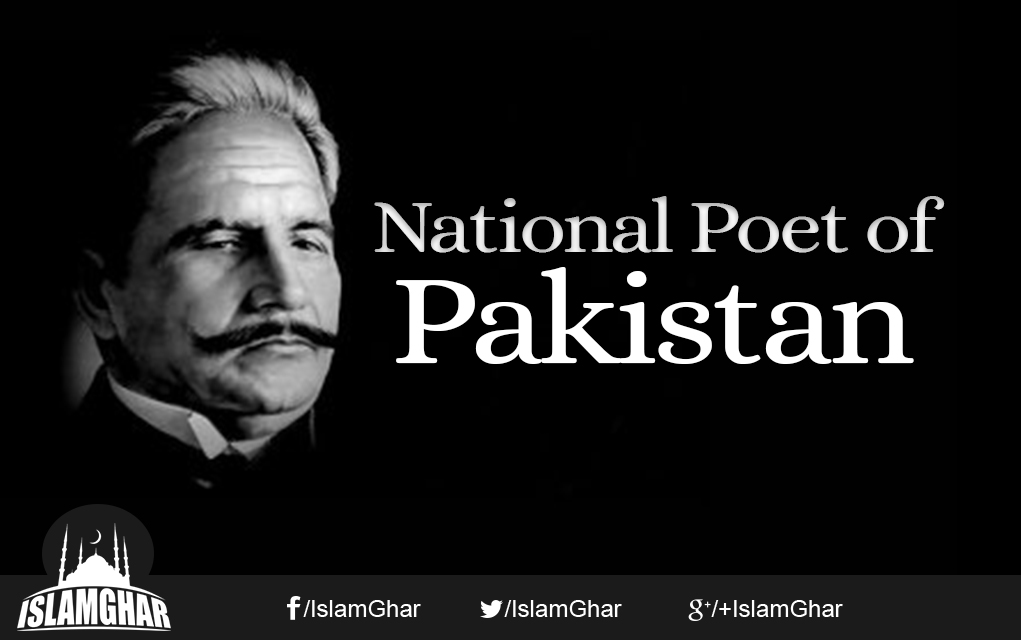 National Poet - Allama Iqbal
